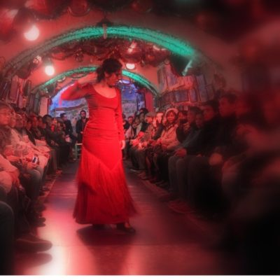 Flamenco in Sacromonte caves