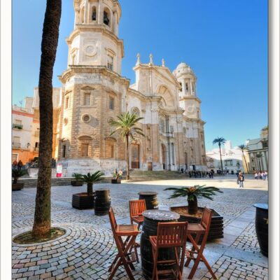 Cadiz day tour from Seville