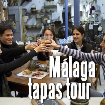 MALAGA TAPAS TOUR