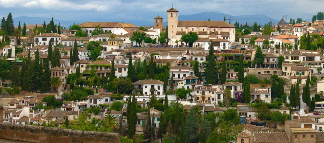 La llave del corazón de Granada