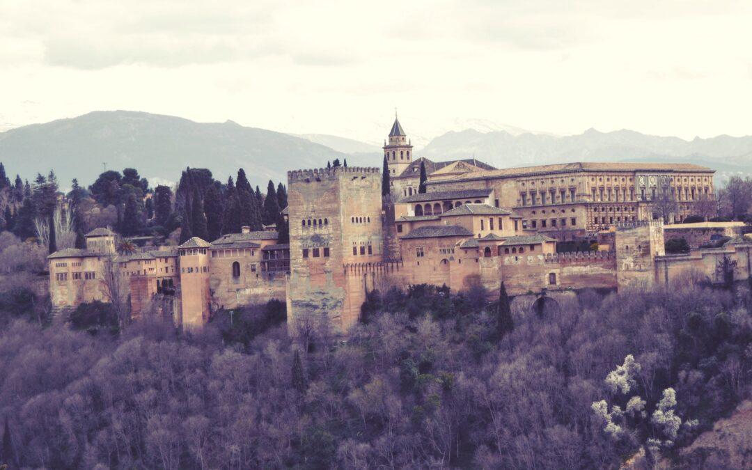 Granada, the city of the Alhambra