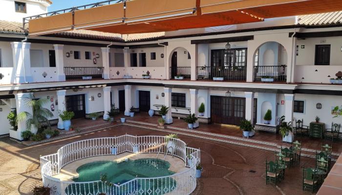 hotel palacio de doñana